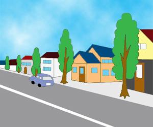 第一種低層住居専用地域